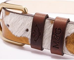 Luxury Leather Belts